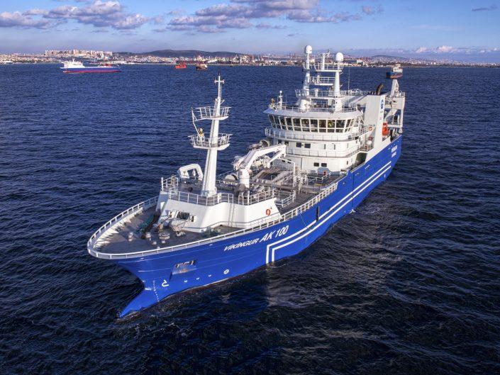 VİKİNGUR AK 100 ÇELİKTRANS SHIP BUILDING