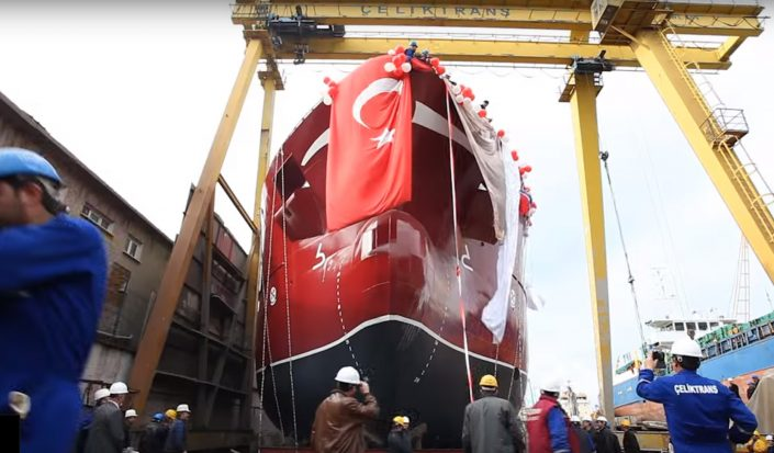 Launching Ceremony for Lilly Johanne